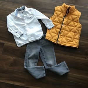 🔸Beautiful 3 Piece boys outfit🔸